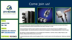 Diverse Automation Technology Day
